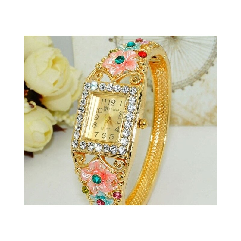 New creative luxury hollow cloisonne alloy bracelet watch commemorative gift manufacturing wholesale,Home,New creative luxury hollow cloisonne alloy bracelet watch commemorative gift manufacturing wholesale,4000648277699,,$31.00,$31.00,$11.99,$19.01,Shopping dog