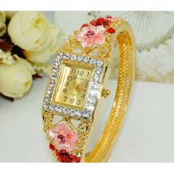 New creative luxury hollow cloisonne alloy bracelet watch commemorative gift manufacturing wholesale,Laman Utama,New creative luxury hollow cloisonne alloy bracelet watch commemorative gift manufacturing wholesale,4000648277699,,$31.00,$31.00,$11.99,$19.01,Shopping dog
