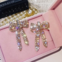 Zircon Bow tassel Dangle Earrings Silver Gold Crystal Earrings For Women Fashion Jewelry Wedding Drop Earrings Accessories,Home,Zircon Bow tassel Dangle Earrings Silver Gold Crystal Earrings For Women Fashion Jewelry Wedding Drop Earrings Accessories,33009704231,,$10.00,$10.00,$10.00,$0.00,Shopping dog